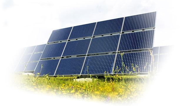 Solární elektrárny Jihlava