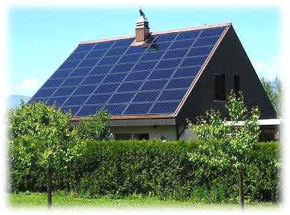 Solární kolektory jsou základem solárního vytápění