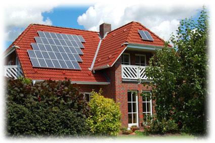 Solární vytápění Liberec