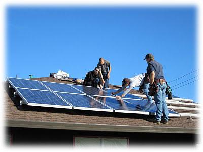 Komplexní realizace solárních technologií