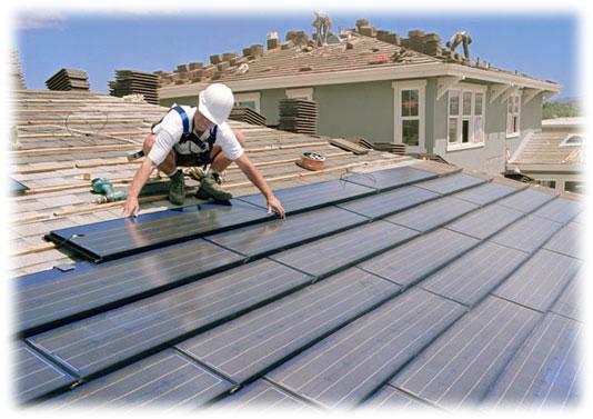 Dodáváme systémy solárního vytápění